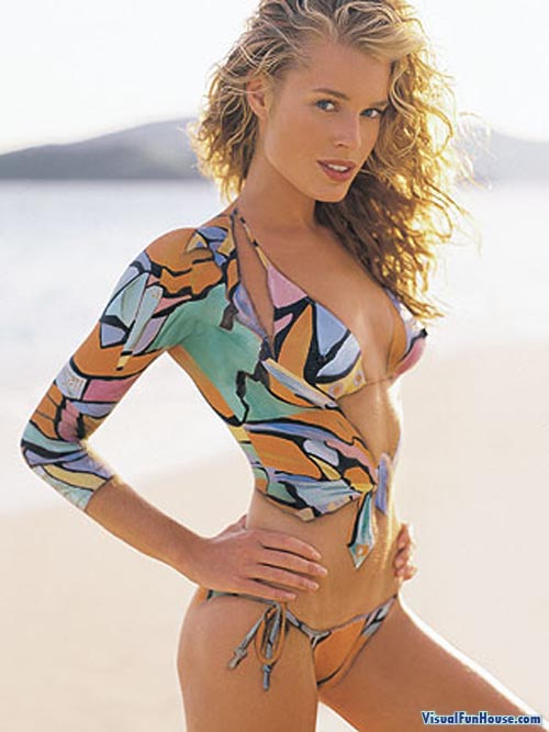 Body Paint Bikinis and Lingerie