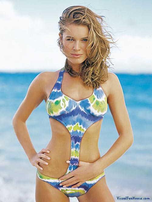 Body Painting Swimsuits
